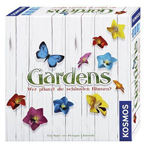Kosmos - Gardens - Wer pflanzt die schönsten Blumen?