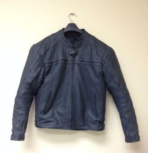 Used leather motorcycle jackets for men