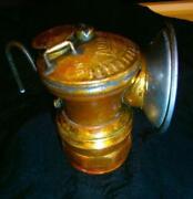 Autolite Carbide Lamp