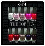 OPI Top Ten