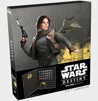 STAR WARS DESTINY TCG JYN ERSO DICE BINDER