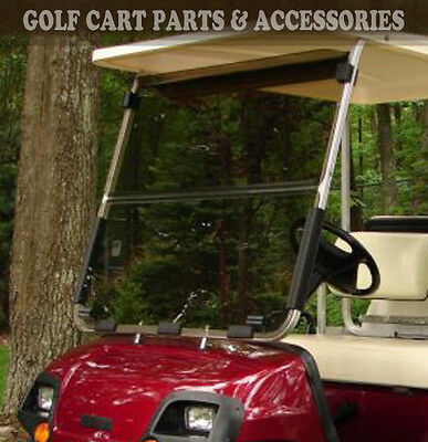 Yamaha G14 G16 G19 Tinted Windshield 1995-2003 *NEW IN BOX* Golf Cart Part