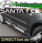 Hyundai Santa FE Rammschutz