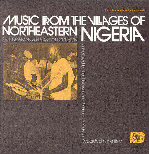 Various Artists - Villages Northeastern Nigeria / Various [New CD]