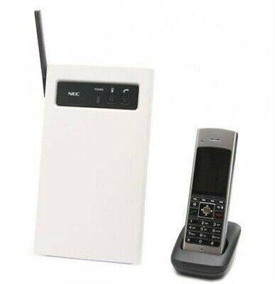 Nec Dtz-8r-1 Dterm Dect Ii 8-line Digital Cordless Phone Stock 730098 New