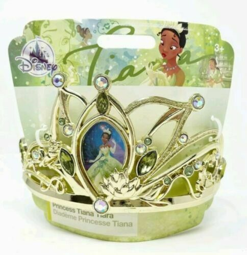 Disney Parks Store TIANA Princess & the FROG Crown Tiara Head Piece NWT