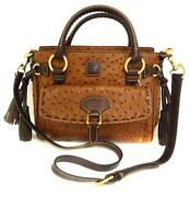 Dooney and Bourke Ostrich Handbags