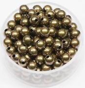 Vintage Brass Beads