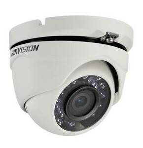 HIKVISION 4ch 2MP CCTV SECUROTY CAMERA SYSTEM INSTALLED Melbourne CBD Melbourne City Preview