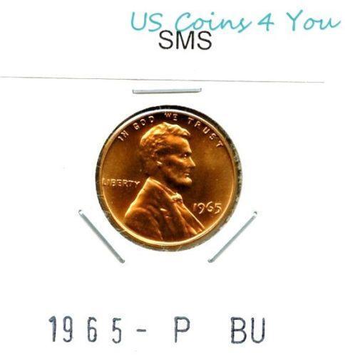 1965 Lincoln Penny Ebay
