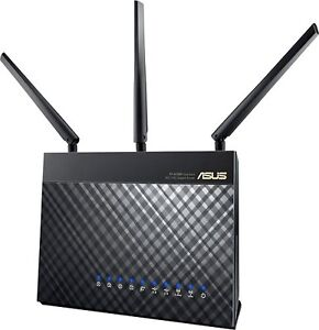 ASUS ROUTER Model RT-AC68R (Dual band 2.4 &5.0)