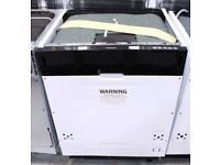 KENWOOD INTERGRATED DISHWASHER 60CM KID60B16 RRP £319.00