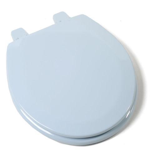 Blue Round Toilet Seat Ebay