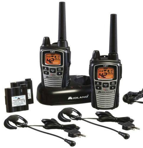 midland gxt walkie talkies pmr funkger te ebay. Black Bedroom Furniture Sets. Home Design Ideas