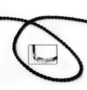 Necklace cord ebay silk cord necklaces mozeypictures Choice Image