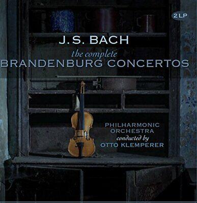 J.S. Bach - Complete Brandenburg Concertos [VINYL]