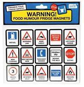 Food Fridge Magnets