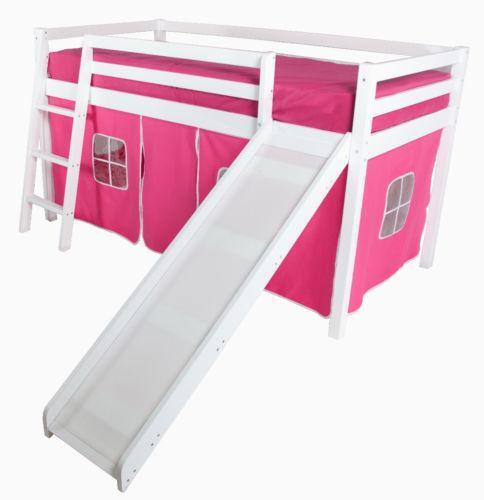 Bunk Bed With Slide Ebay