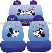 Minnie Mouse Seat Covers
