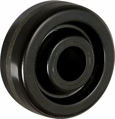 Casterhq- Phenolic Wheel 3 X 1-14 Heavy Duty Long Lasting Replacement Wheel