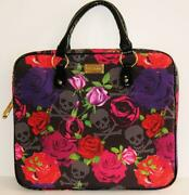 Betsey Johnson Laptop Case