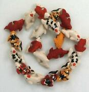 Ceramic Koi Fish