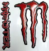 Monster Energy Drink Decals