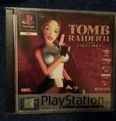 Tomb Raider 2 PS1 Game