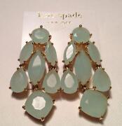 Kate Spade Blue Earrings