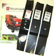 Westwood Cutting Deck