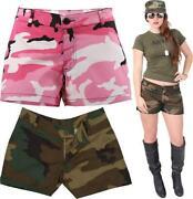 Army Shorts Women