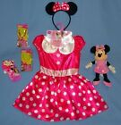 Disney Minnie Mouse Costumes for Girls Size 4