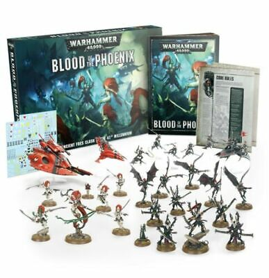 Warhammer 40K Blood of the Phoenix BRAND NEW