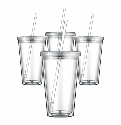 Maars Drinkware Bulk Double Wall Insulated Acrylic Tumblers