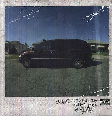 Kendrick Lamar - Good Kid: M.A.A.D City [New Vinyl]