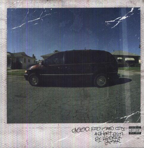 Kendrick Lamar - Good Kid: M.a.a.d City [new Vinyl]