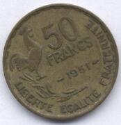 1951 50 Francs