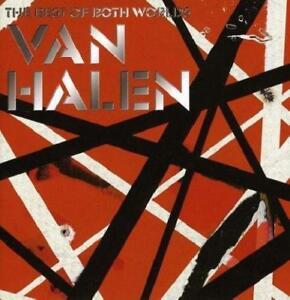 VAN HALEN BEST OF BOTH WORLDS 2 CD (Very Best Of / Greatest Hits)