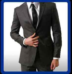 Custom Made to Measure Hand Tailored mens suit.