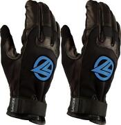 Leather Ski Gloves