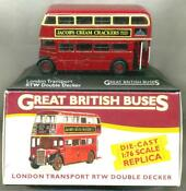 Double Decker Bus Model