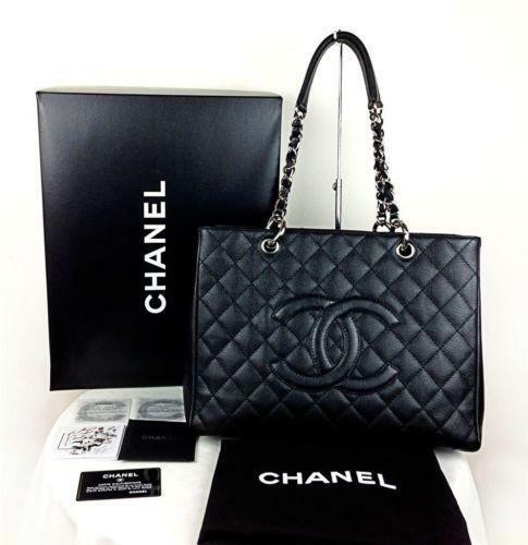 eb47e1bd377734 Chanel GST: Handbags & Purses | eBay