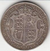 George V Half Crown