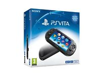 PS Vita (New slim model) 2016 Lego Pack + 2 games (as new condition).