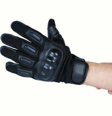 Wiley X Durtac Breathable Tactical Military Army Combat Knuckle Gloves Black NEW