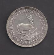 South Africa 5 Shillings
