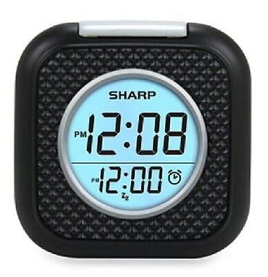Sharp Alarm Clock, VIBRATING Pillow Alarm SPC562A Vibration or Beep Alarm