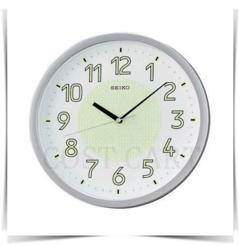 Luminous Wall Clock Ebay
