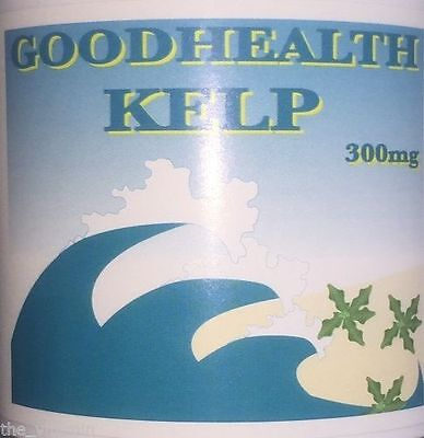 Kelp (300mg) 360 Compresse 12 Mesi scorta