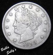 Liberty Nickel VF